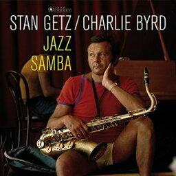 Stan Getz / Jazz Samba (Gatefold LP Jacket) (180gram Vinyl) (スペイン盤) 【輸入盤LPレコード】【LP2016/10/7発売】(スタン・ゲッツ)