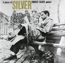 Modern - Horace Silver / 6 Pieces Of Silver (UK盤)【輸入盤LPレコード】(ホレス・シルウ゛ァー)