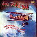 【送料無料】Joe Walsh / Smoker You Drink The Player You Get (200gram Vinyl)【輸入盤LPレコード】【LP2017/3/10発売】(ジョー・ウォルシュ)