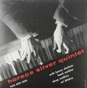 其它 - Horace Silver / Horace Silver Quintet【輸入盤LPレコード】(ホレス・シルウ゛ァー)