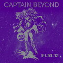 Captain Beyond / 04.30.72【輸入盤LPレコード】【LP2017/1/13発売】(キャプテン ビヨンド)
