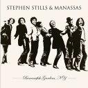 Stephen Stills Manassas / Bananafish Gardens NY【輸入盤LPレコード】【LP2016/9/30発売】(スティーブン スティルス)