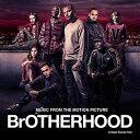 【輸入盤LPレコード】Soundtrack / Brotherhood (A Noel Clarke Film) (香港盤)【LP2016/12/2発売】(サウンドトラック)