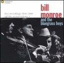 Other - 【メール便送料無料】Bill Monroe / Live Recordings 1956-1969 (輸入盤CD) (ビル・モンロー)