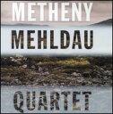 【メール便送料無料】Pat Metheny & Brad Mehldau / Quartet (輸入盤CD) (パット・メセニー&ブラッド・メルドー)
