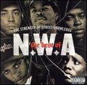 【メール便送料無料】N.W.A. / Best of N.W.A. (輸入盤CD)(NWA)