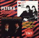 【メール便送料無料】Peter & Gordon / A World Without Love/I Don't Want To See You Again (輸入盤CD)(ピーター&ゴードン)