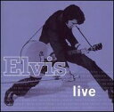 【Aポイント+メール便送料無料】エルヴィス・プレスリー Elvis Presley / Elvis: Live (輸入盤CD)