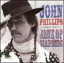Other - 【メール便送料無料】John Phillips / Jack Of Diamonds (輸入盤CD) (ジョン・フィリップス)