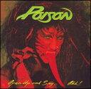 【Aポイント+メール便送料無料】ポイズン Poison / Open Up and Say...Ahh! (w/Bonus Tracks) (輸入盤CD)
