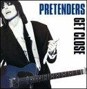 【メール便送料無料】Pretenders / Get Close (w/Bonus Tracks) (輸入盤CD)(プリテンダーズ)