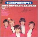 【メール便送料無料】Paul Revere & The Raiders / The Spirit of '67 (輸入盤CD) (ポール・リヴィア&レイダーズ)