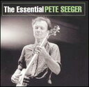 Pete Seeger / Essential Pete Seeger (輸入盤CD)(ピート・シーガー)