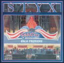 【Rock/Pops:ス】スティクスStyx / Paradise Theater (CD) (Aポイント付)