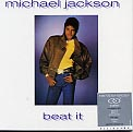 【Aポイント+メール便送料無料】マイケル・ジャクソン Beat It / Michael Jackson (DualDisc) (CD Single)【Sいつでも楽天P5倍!】