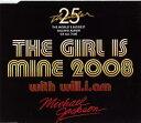 【Aポイント+メール便送料無料】マイケル・ジャクソン The Girl Is Mine 2008 / Michael Jackson Featuring will.I.am (CD Single)【Sいつでも楽天P5倍!】