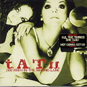 【輸入盤CD】t.A.T.u. / 200 Km/h In The Wrong Lane (タトゥー)【★】