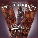 Gospel - 【メール便送料無料】Tye Tribbett & G.A. / Victory Live (輸入盤CD) (タイ・トリベット&GA)