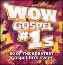 【メール便送料無料】VA / Wow Gospel #1's (輸入盤CD)