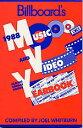 【ヒットチャート関連書籍】Music Year Book 1988(SOFTCOVER) (Aポイント付)