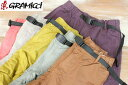 GRAMICCI グラミチ GRAMICCI NN Shorts グラミチ ニューナローショートパンツ ハーフパンツ 1245-NOJ 9カラー 送料無料