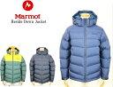 Marmot マーモット Reside Down Jacket リサイドダウンジャケット TOMOJL29 3color 送料無料 セール品 お買い得