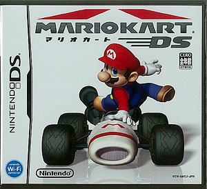 NDS Mario Kart DS(Released)(NDS マリオカートDS)