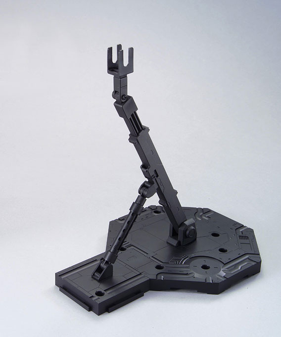 Bandai Plastic Model Action Base 1 Black(Released)