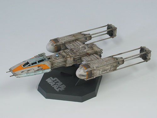 Star Wars Plastic Model SW08 1/72 Y-Wing