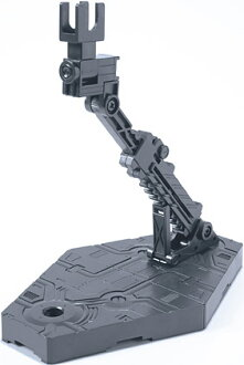 Plastic Model Action Base 2 Gray