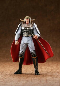Fist of the North Star Fighting Chronicle Figure Collection NO.12 Kaiser(Back-order)