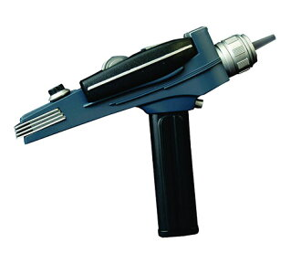 Star Trek The Original Series - Accessory: Phaser(Released) fs2gm