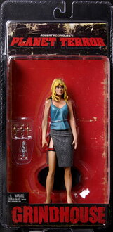 (Pre-owned ITEM:A/BOX:B)Grindhouse Action Figure Vol.1 Dakota(Released)