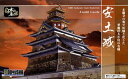 日本の名城 プラモデル スタンダード版 S-26 安土城[童友社]《取り寄せ※暫定》