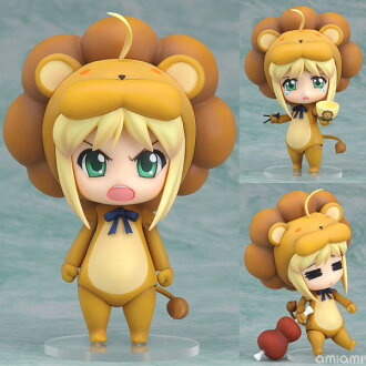 Nendoroid - Fate/stay night: Saber Lion(Released)(ねんどろいど フェイト/タイガーころしあむアッパー セイバーライオン)