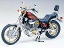 1/12 オートバイシリーズ No.44 ヤマハ XV1000 ビラーゴ プラモデル[タミヤ]《取り寄せ※暫定》