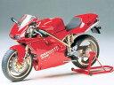 1/12 オートバイシリーズ No.68 ドゥカティ 916 プラモデル[タミヤ]《取り寄せ※暫定》