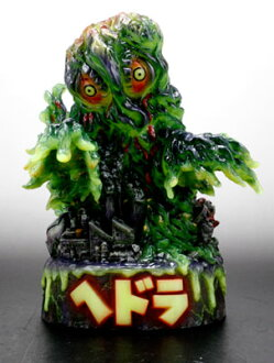 Cinerama Sofubi - Hedorah Glowing Color Ver.