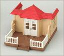 シルバニアファミリー ハウス テラスのすてきなお家(rene...