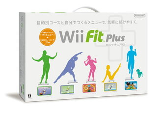 Wii Fit Plus - Balance Wii Board (White) Set