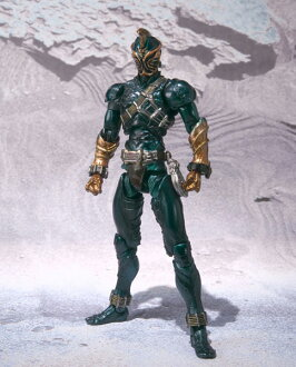 S.I.C. Kiwami Damashii - Kamen Rider Zanki(Back-order)