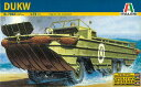 プラモデル 1/72 DUKW(アメリカ水陸両用車)(再販)[イタレリ]《在庫切れ》