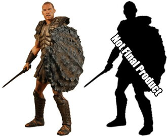 Clash Of The Titans - 7 Inch Action Figure Series 1 (Assortment)(Back-order)