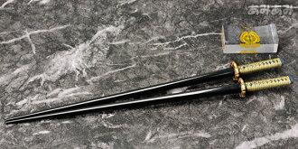 Japanese Katana Chopsticks - Masamune Date(Back-order)(日本刀箸 伊達政宗)