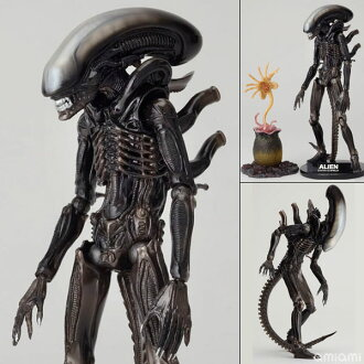 Tokusatsu Revoltech No.001 Alien
