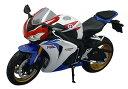 1/12 完成品バイク ホンダ CBR1000RR (トリコロールカラー)(再販)[スカイネット]《発売済・在庫品》