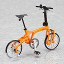 ex:ride(エクスライド) SPride.01 bd-1(折り畳み自転車) オレンジ 単品[マックスファクトリー]《発売済・在庫品》