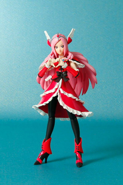S.H. Figuarts - Fresh Pretty Cure!: Cure Passion