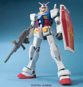 Megasize Plastic Model 1/48 RX-78-2 Gundam Plastic Model