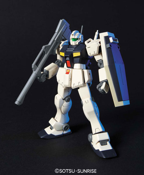 HGUC 1/144 RGM-79C GM Custom Plastic Model from Gundam 0083